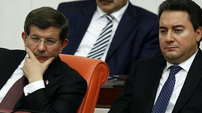 Ali Babacan'dan Davutoğlu açıklaması