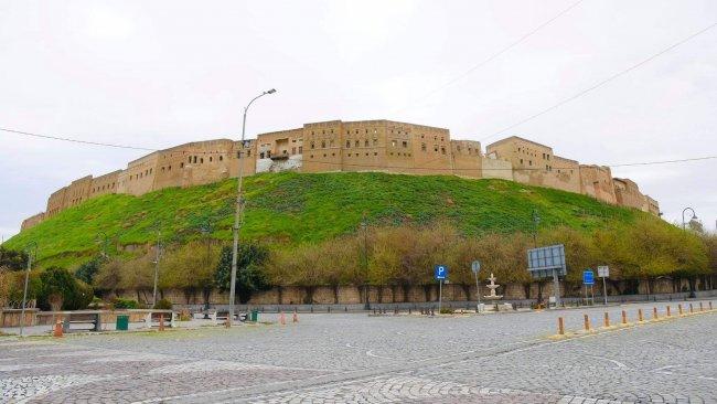 Başkent Erbil ve Süleymaniye'de sokaklar sesizliğe büründü