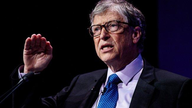 Bill Gates, Microsoft'tan ayrıldı