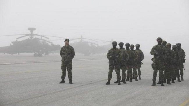 Türkiye sınırına muhafız takviyesi