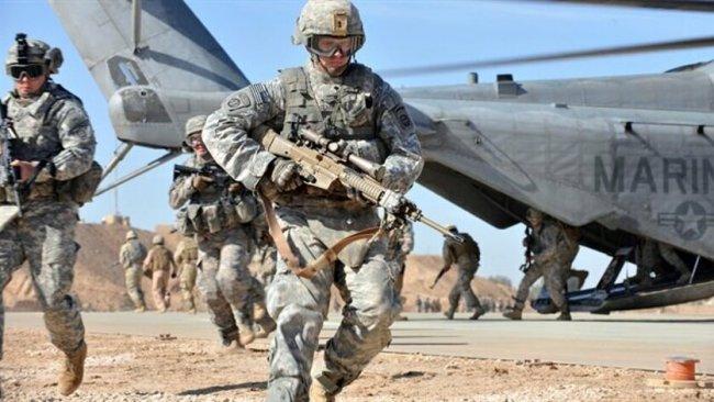 ABD en özel birliklerini, 'Çığlık Atan Kartallar'ı Irak'a gönderdi