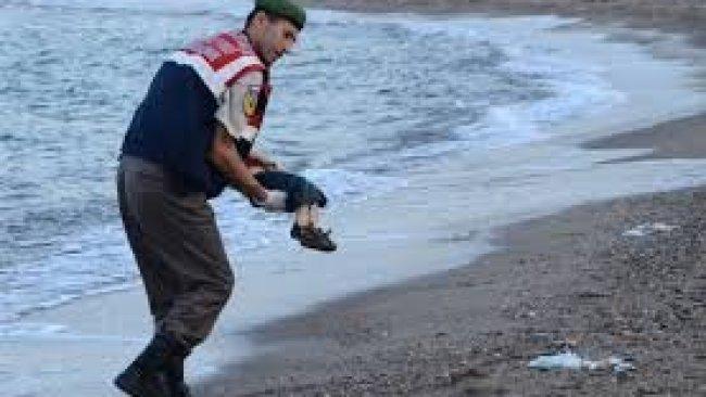 Alan Kurdi'nin ölümüne neden olan 3 kişiye 125 yıl hapis