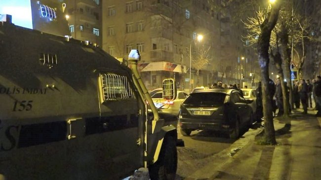 Diyarbakır'da silahlı kavga: 4 yaralı