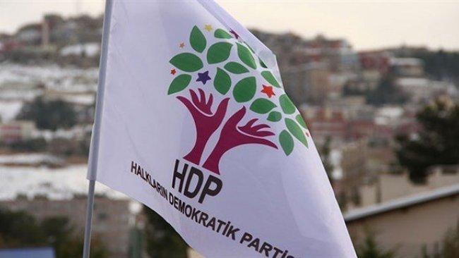 HDP grup toplantısını iptal etti