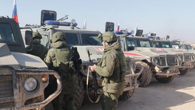İdlib'de Türk-Rus ortak devriyesi başladı
