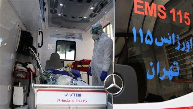 İran'da Koronavirüsten ölenlerin sayısı 724'e yükseldi