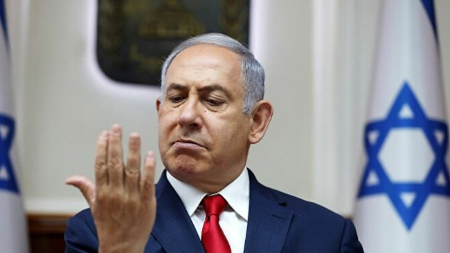 İsrail Başbakanı Netanyahu koronavirüs testi yaptırdı