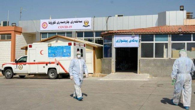 Süleymaniye'de 5 koronavirüs vakası daha tespit edildi