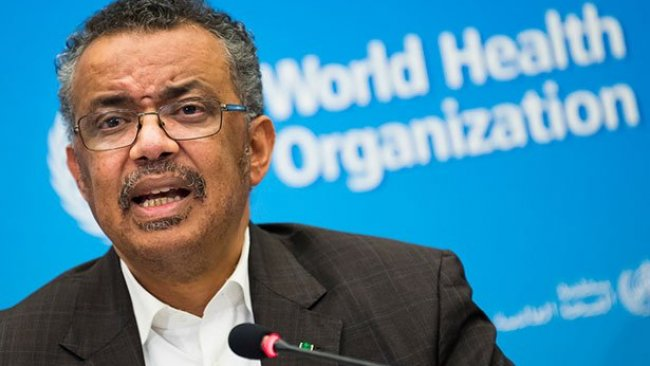 Dünya sağlık örgütü Başkanı'ndan tüm ülkelere mesaj: Test, test, test