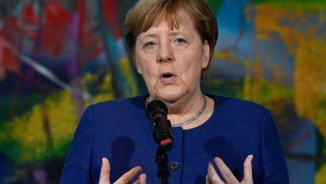 Merkel'den koronavirüs açıklaması: Radikal kararlar aldık