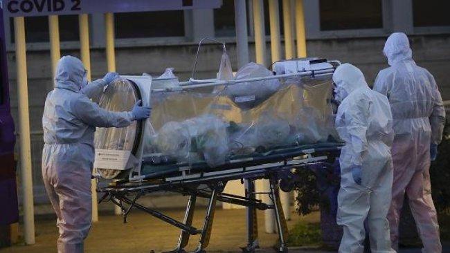 İtalya'da koronavirüsten ölenlerin sayısı 2 bin 503'e yükseldi