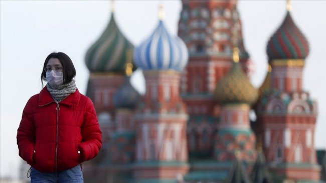 Rusya'da koronavirüs nedeniyle ilk ölüm gerçekleşti