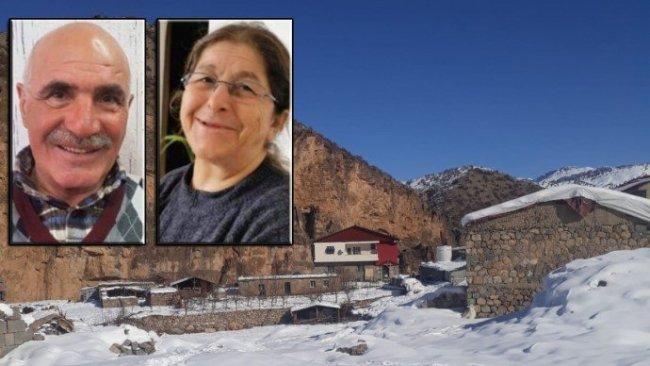 69 gündür kayıp olan Diril çiftinin cansız bedenine ulaşıldı
