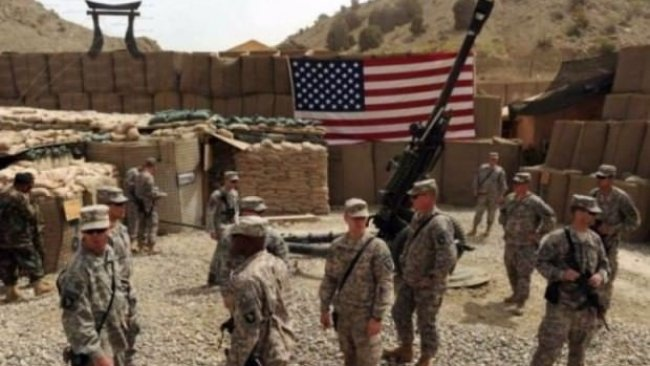 ABD güçleri Kaim Askeri Üssü'nden çekildi