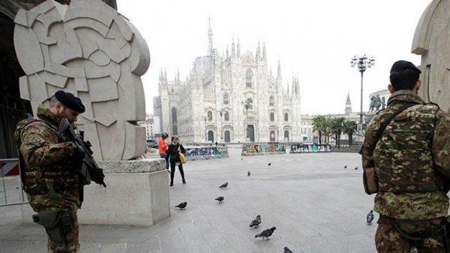 İtalya'da bir günde 627 kişi öldü! Ordu sokağa çıkıyor!