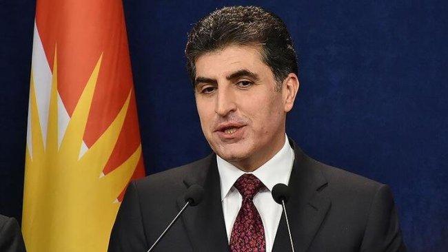 Neçirvan Barzani: Newroz ateşini evimizde bir mumla yakıp dalgalandıralım