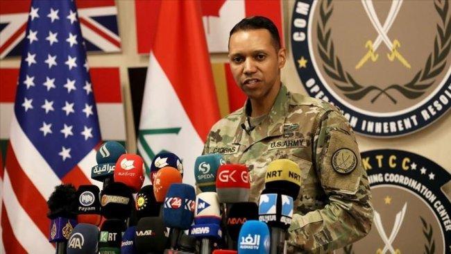 Uluslararası Koalisyon'dan Kaim Askeri Üssü'nden çekilme kararına ilişkin açıklama