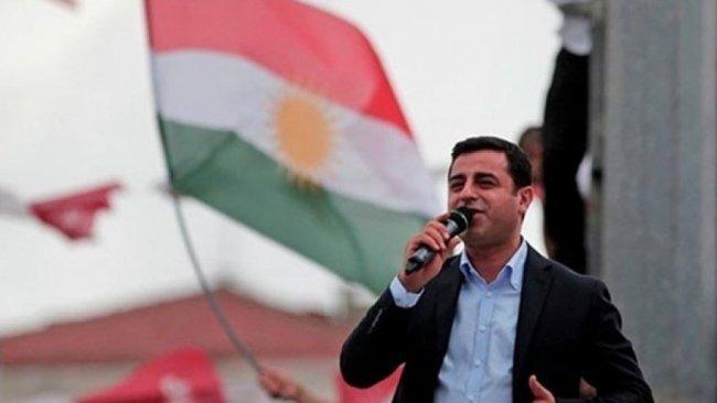 Demirtaş'tan Kürtçe ve Türkçe Newroz mesajı