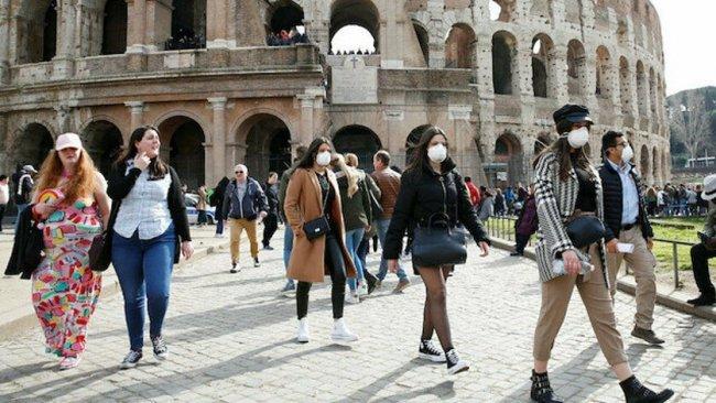 İtalya'da bilanço ağırlaşıyor: Bir günde 793 kişi hayatını kaybetti!