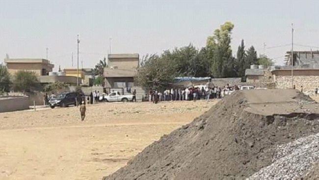 Erbil'de bir beldesi karantina altına alındı