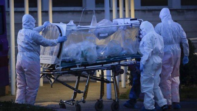 İtalya'da koronavirüs nedeniyle ölenlerin sayısı 5476'ya yükseldi