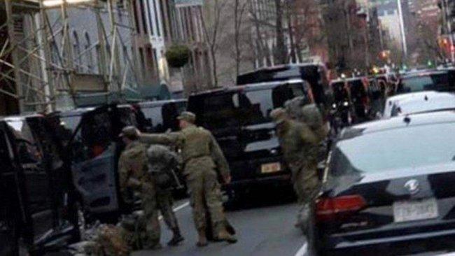 Koronavirüs salgını: ABD'de ordu sokağa indi!
