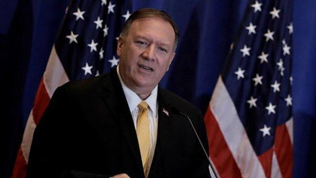 ABD Dışişleri Bakanı Pompeo: Hamaney yalan söylüyor