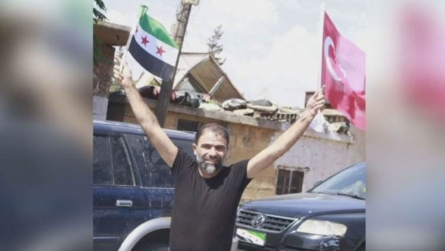 Efrin'de görev yapan ÖSO Komutanı Libya'da öldürüldü