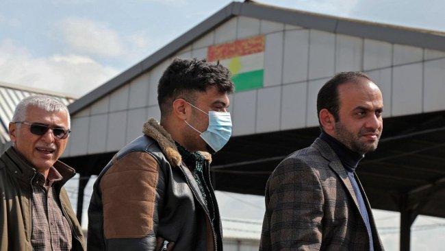 Erbil'de 12 yeni koronavirüs vakası tespit edildi