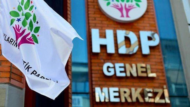 HDP'den kayyum tepkisi
