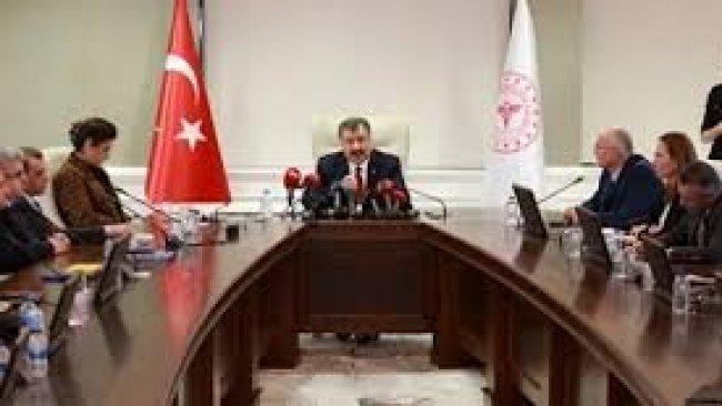 Sağlık Bakanı Koca 19.00'da açıklama yapacak