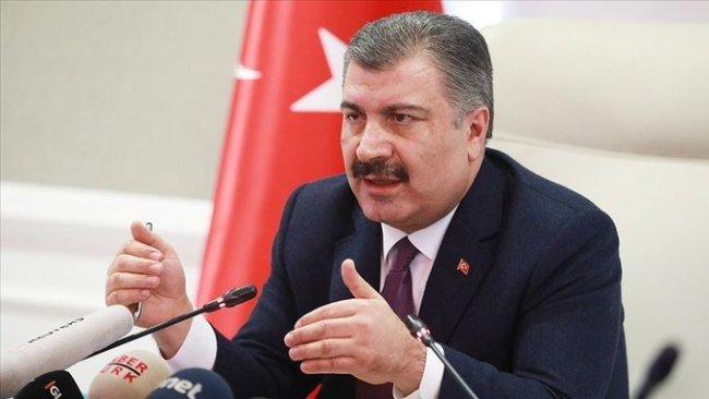 Sağlık bakanı: Koronavirüs tüm Türkiye'ye yayıldı