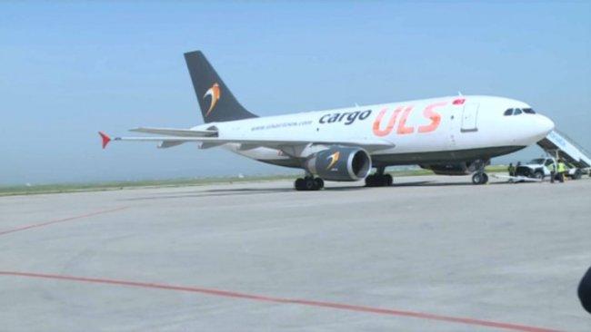 Çin'den gönderilen yardım kargosu Erbil'e ulaştı