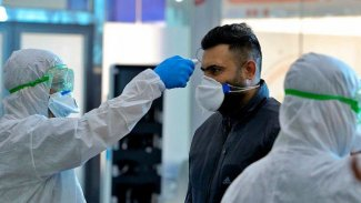 Erbil'de 2'si çocuk 6 kişinin daha koronavirüs testi pozitif çıktı