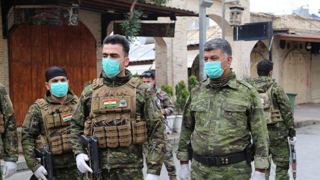 Kürdistan'da tüm güvenlik güçleri teyakkuza geçti