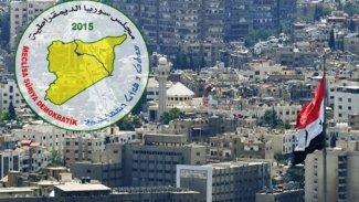 MSD'den Şam'a: Sınır kapıları halen açık
