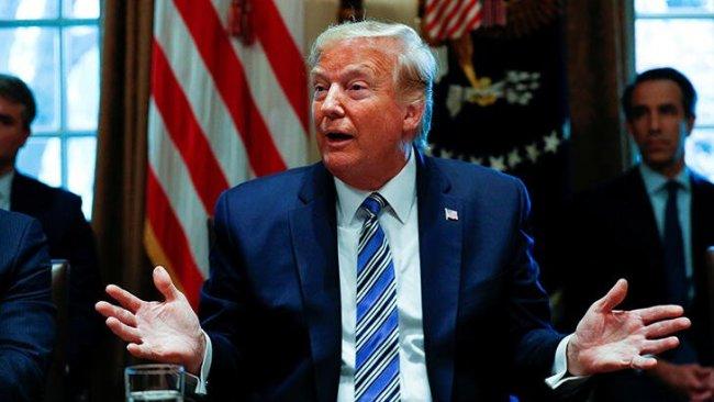 Trump: Türkiye'ye 'Kürtlerle anlaşma imzalayın dedim