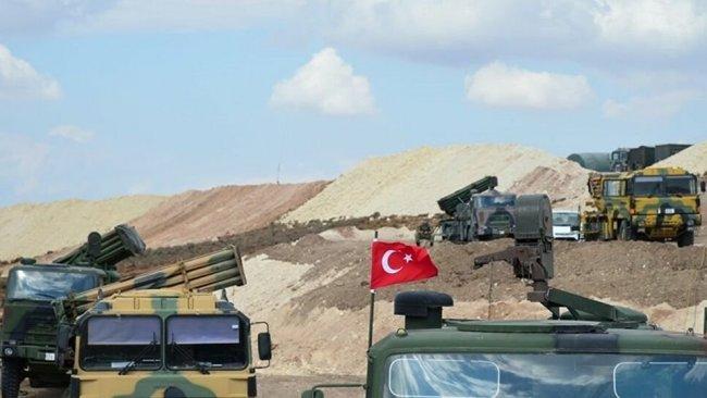 TSK'dan İdlib'de yeni gözlem noktası inşası