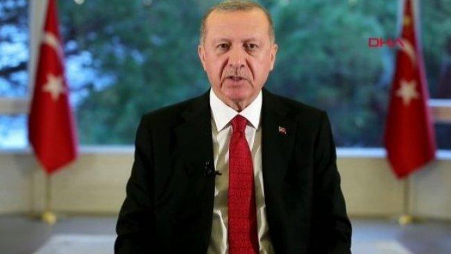 Erdoğan: 'Türkiye koronavirüs ile mücadelede en erken tedbir alan ülkedir'