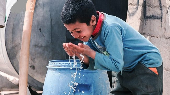 UNİCEF'ten suyu kesilen Heseke için uyarı