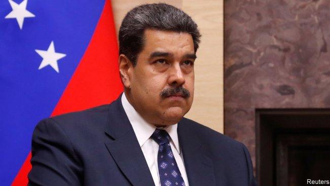 ABD, Maduro'nun başına 15 milyon dolar ödül koydu!