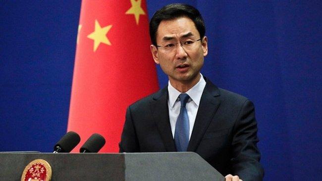Çin'den ABD'ye 'Wuhan virüsü' tepkisi