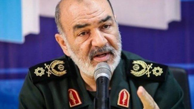 İranlı General: ABD'ye yardıma hazırız