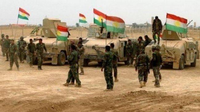 Koalisyon, Peşmerge Güçleri'ne verdiği askeri eğitimi askıya aldı