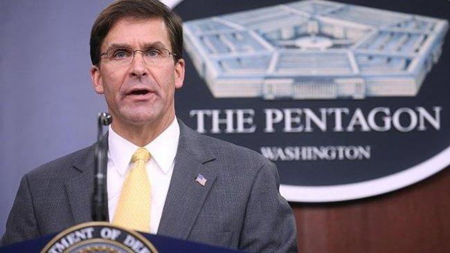 Pentagon'dan koronavirüs kararı: Sevkiyatlar durduruldu