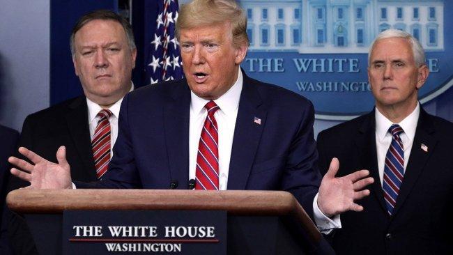 Trump: 'New York'u Zor Haftalar Bekliyor'