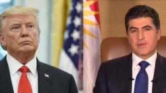 Trump'tan Neçirvan Barzani'ye mektup