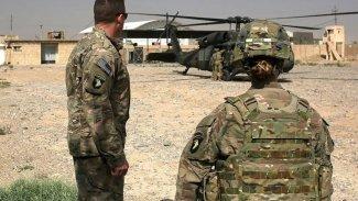 Uluslararası Koalisyon güçleri Kayyara Askeri Üssü'nden çekildi
