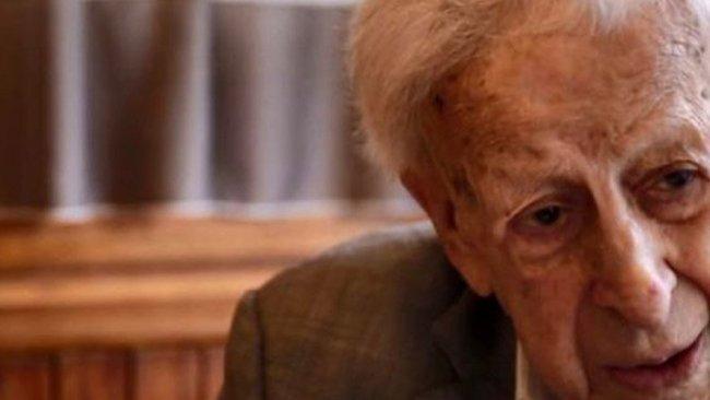 102 yıl önceki salgından kurtulan adam koronavirüs için altın kuralları verdi