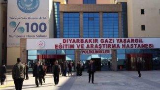 Diyarbakır'da koronavirüs tedavisi gören kişi hayatını kaybetti